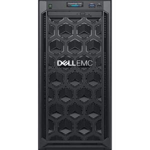 SERVEUR RÉSEAU DELL PowerEdge T140, 3,3 GHz, E-2124, 8 Go, DDR4-S