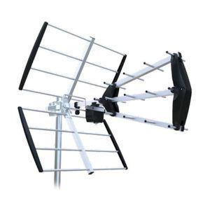ANTENNE RATEAU METRONIC Antenne extérieure UHF trinappe 415048 -