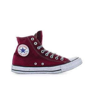 Converse C. Taylor All Star Hi M9613 H Baskets Rouge – achat