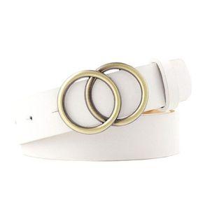 CEINTURE ET BOUCLE Boucle De Ceinture EOT1A Vintage Double Ring Buckl
