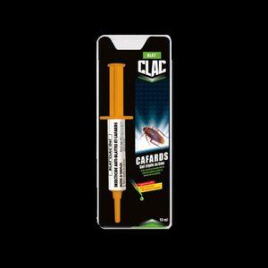 PRODUIT INSECTICIDE Gel anti-blattes et cafards ( seringue 10ml)