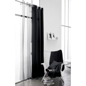 RIDEAU TODAY Rideau Occultant 140x260 100% polyester Régl