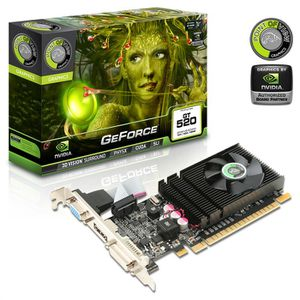 CARTE GRAPHIQUE Point of View GT 520 2Go DDR3