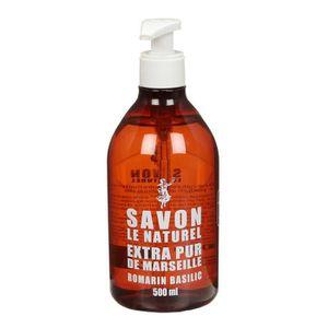 SAVON - SYNDETS SAVON LE NATUREL Savon liquide Extra Pur de Marsei