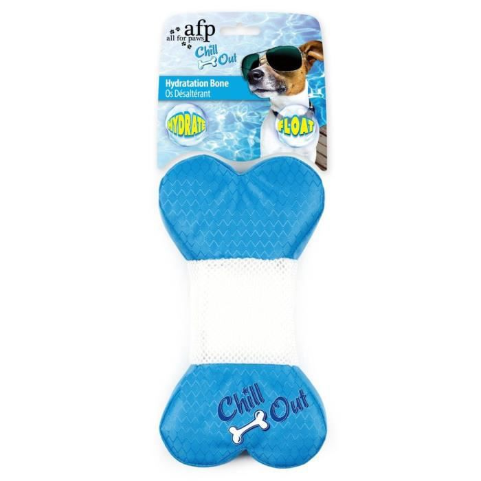 All For Paws JOUET A BASCULE Chill Out - hydratation os Grand - jouets 8204