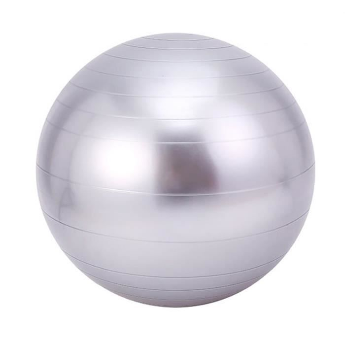BALLON SUISSE - GYM BALL - SWISS BALL Exercice Gym Yoga Ball Fitness Grossesse Accouchement Anti Burst Core Ball YIN91018001SL_118