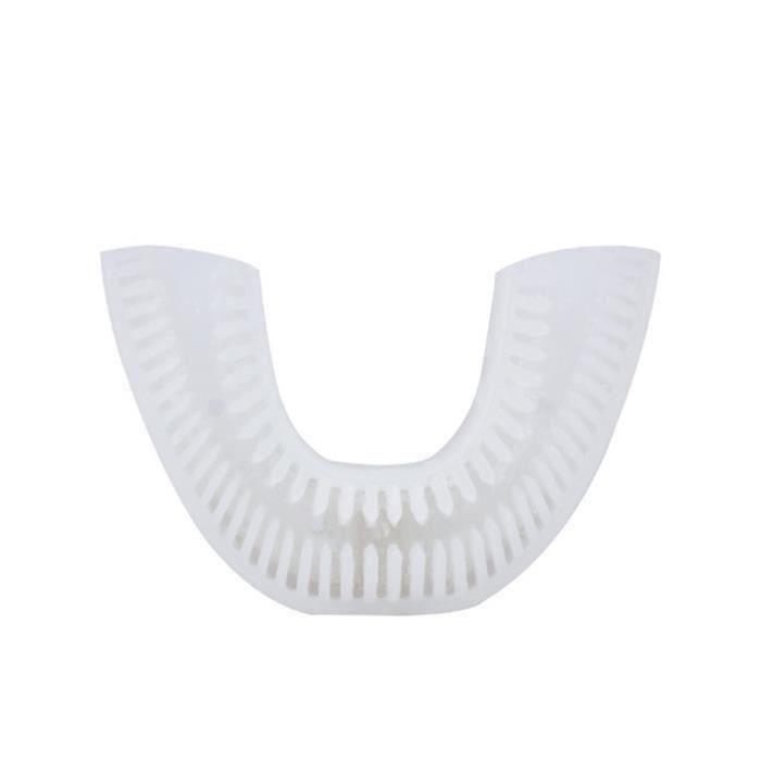 (2PCS) Tête de Brosse à dents électrique, automatique Brosse à dents électrique pour adultes, 360 ° automatique Brosse à dents