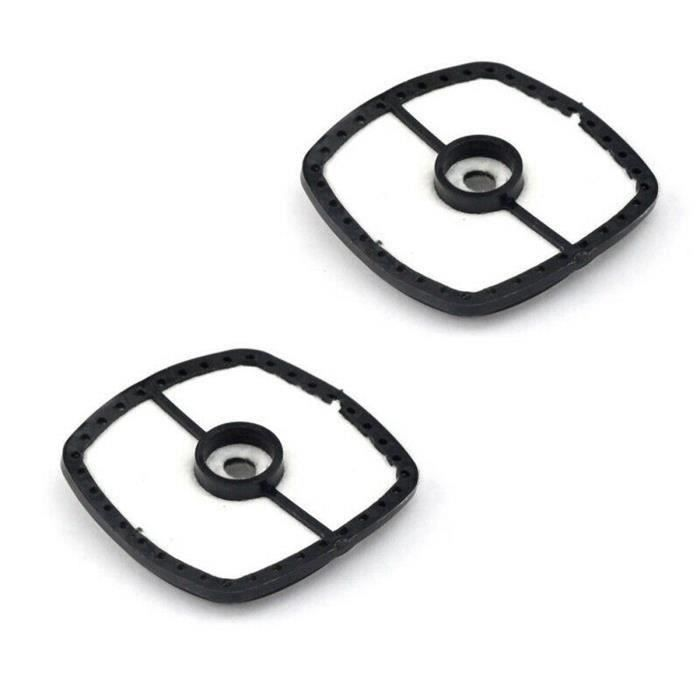 2 x Filtre à Air Pièce de Rechange Elément Filtrant pour Ventilateur de taille-haies A226001410 SRM 210 225 HC150 tondeuse à Aw34301