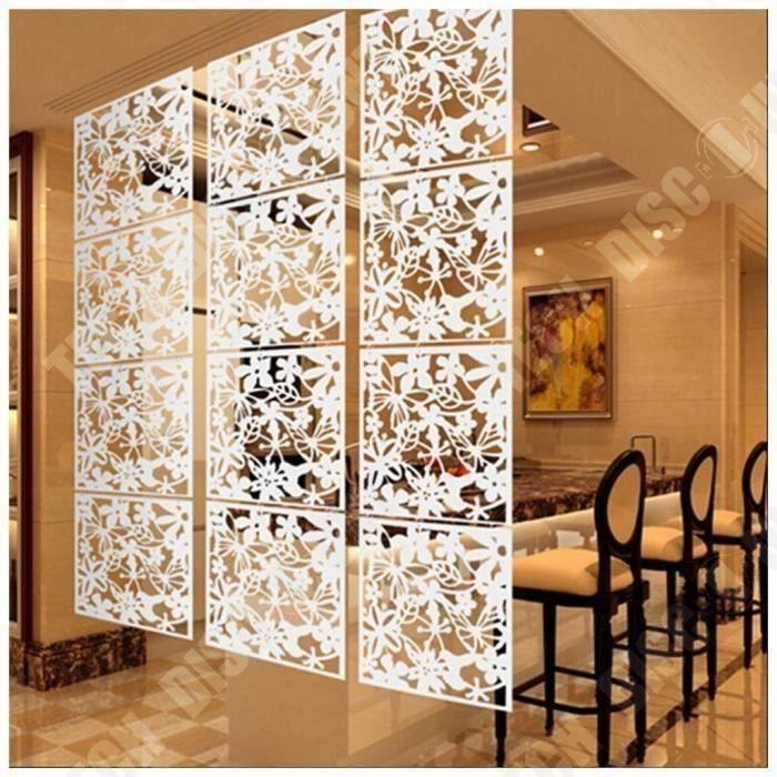 Lot de Paravents à motif florale papillon décoration intérieur extérieur grand événements décoration design moderne et tendance
