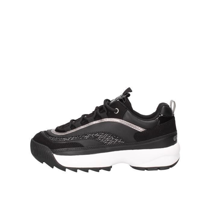 Guess FL5KAYELE12 chaussures de tennis Femme Noir