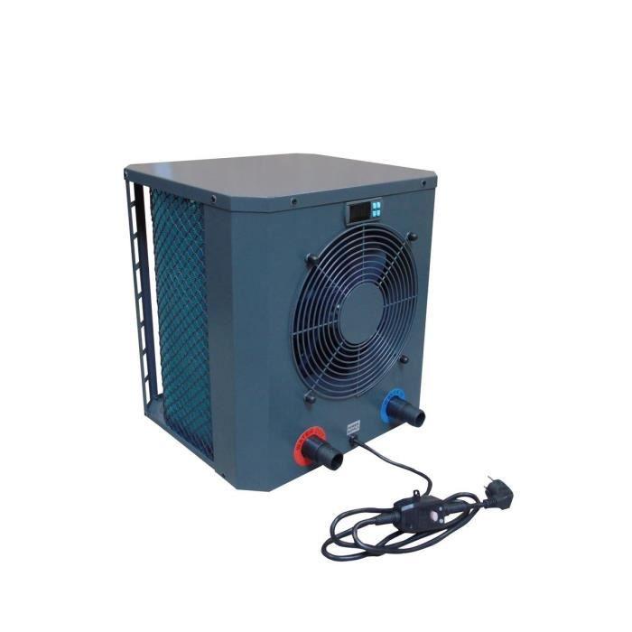 UBBINK Pompe à chaleur compact pour piscine hors sol volume jusqu'à 20m3 Heatermax Compact 20 4,2 kW