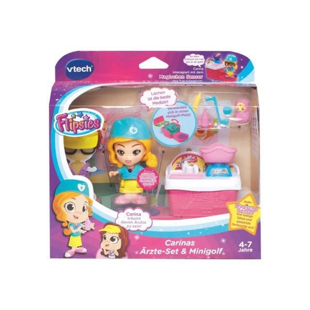 VTech Flipsies Carina Doctor Set & Mini Golf