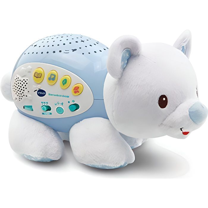 VTech Baby 80-ndash506904 -ndash Étoile lumière Ours Polaire - 80-506904
