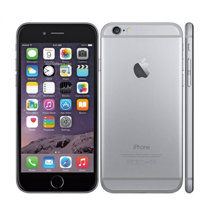 apple iphone 6s plus 16gb grey prix discount achat. Black Bedroom Furniture Sets. Home Design Ideas