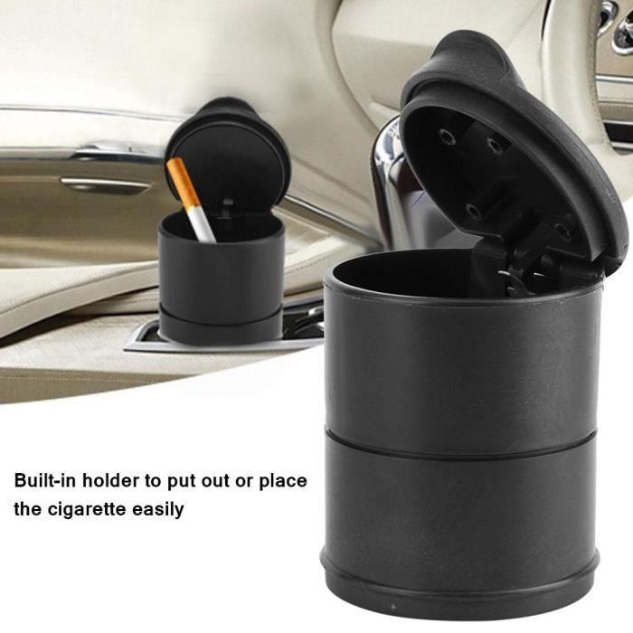 Support Cylindre Cendrier Cendre Voiture Aménagement Intérieur Automatique