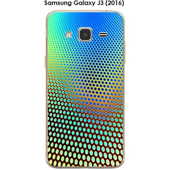 coque samsung j3 2016 marron