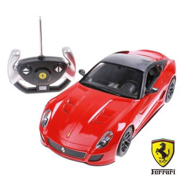 voiture t l command e ferrari 599 gto achat vente voiture voiture t l command e ferra. Black Bedroom Furniture Sets. Home Design Ideas