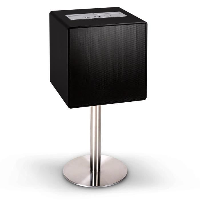 auna highqube enceinte hifi bluetooth pour streaming. Black Bedroom Furniture Sets. Home Design Ideas