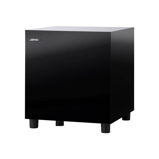 subwoofer actif sub210hg jamo caisson de basse avis et. Black Bedroom Furniture Sets. Home Design Ideas