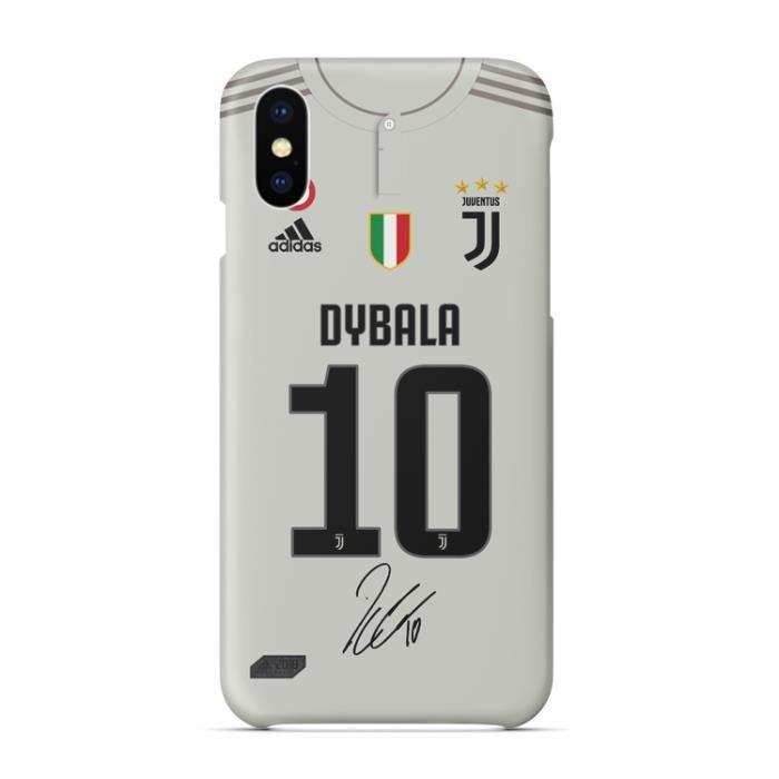 Coque iPhone XR,2019 Juventus Football DYBALA Coque Bumper Housse ...