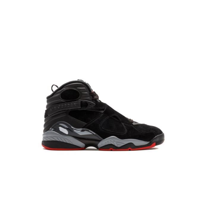 sports shoes 6a97c 93118 Air Jordan Rétro 8 Cement Black