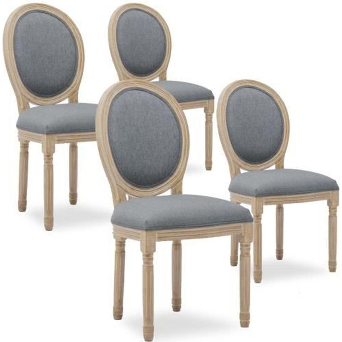 Quel Tissu Pour Chaise chaise medaillon bois