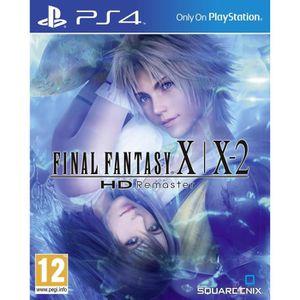 JEU PS4 Final Fantasy X|X-2 Hd Remaster Jeu PS4