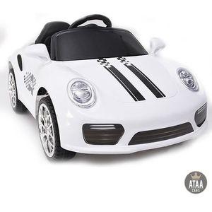 VOITURE ELECTRIQUE ENFANT ATAA CARS - Booster 6v - (Blanc)