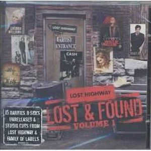 CD POP ROCK - INDÉ Lost Highway: Lost and Found, Vol. 1