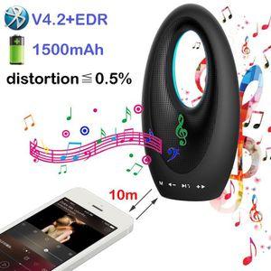 ENCEINTE NOMADE Haut-parleurs sans fil Bluetooth V4.2 de haut-parl