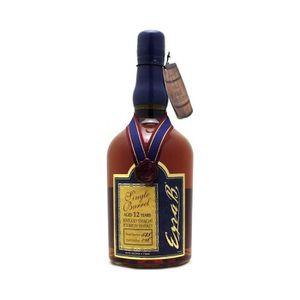 WHISKY BOURBON SCOTCH Ezra Brooks Single Barrel Aged 12 Years Bourbon Wh