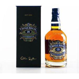 WHISKY BOURBON SCOTCH Spiritueux - Whisky Chivas Regal 18 ans