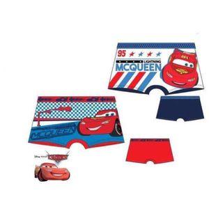 BOXER - SHORTY Lot de 2 Boxers Enfant CARS Couleurs Assorties !!!