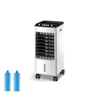 CLIMATISEUR MOBILE Refroidisseur d'air avec humidificateur à ventilat