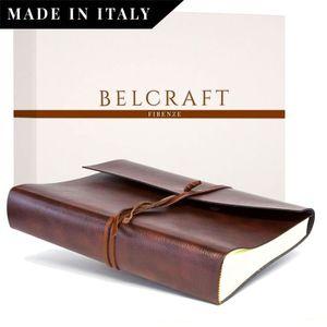 ALBUM - ALBUM PHOTO Belcraft Tivoli Album Photo en Cuir recyclé de Fab