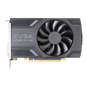 CARTE GRAPHIQUE INTERNE EVGA GeForce GTX 1060 Gaming Carte graphique GF GT