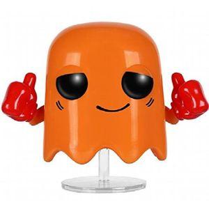 FIGURINE - PERSONNAGE Figurine Miniature FUNKO Jeux Pop: Pac-man - Clyde