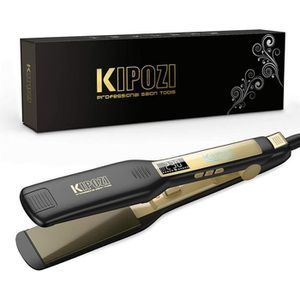 FER A LISSER Lisseur Cheveux Professionnel Fer à Lisser KIPOZI