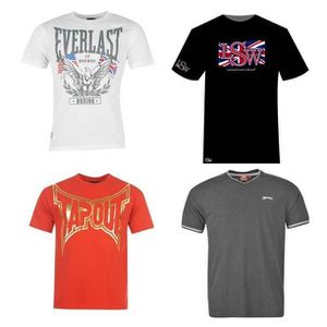 T-SHIRT Lot de 4 tee shirt neufs anglais pour homme