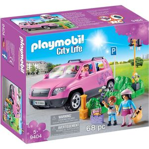 UNIVERS MINIATURE PLAYMOBIL 9404 - City Life - Voiture familiale