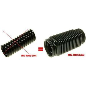 2 roulettes brosse aspirateur ROWENTA RH877901 AIR FORCE