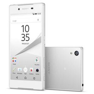 SMARTPHONE Sony xperia Z5 32go blanc