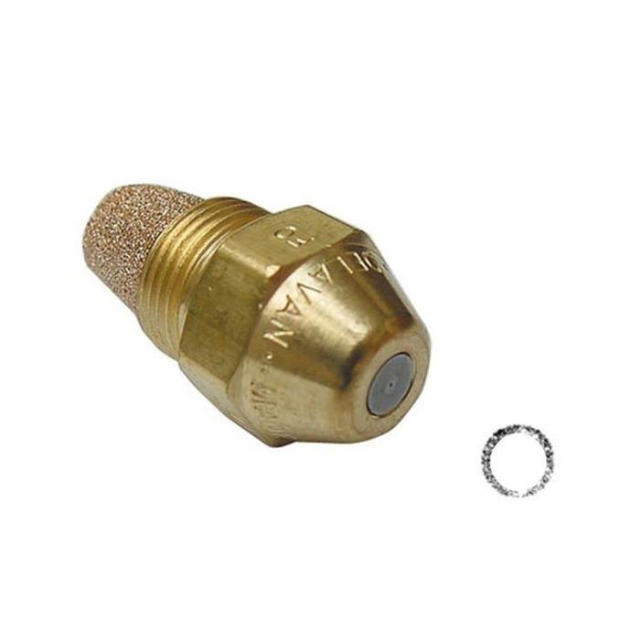 Gicleur Delavan type E 0,50 gallon à 60°. (1 piece(s)