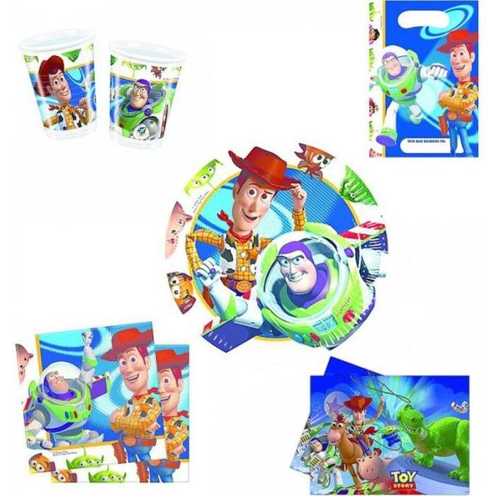 Set Anniversaire Décor 'Toy Story'