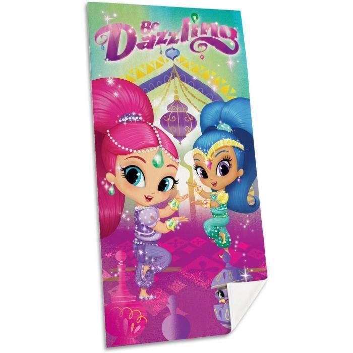 Petits électroménagers à jouer Disney Shimmer and Shine Serviette De Plage, SH17062 224358