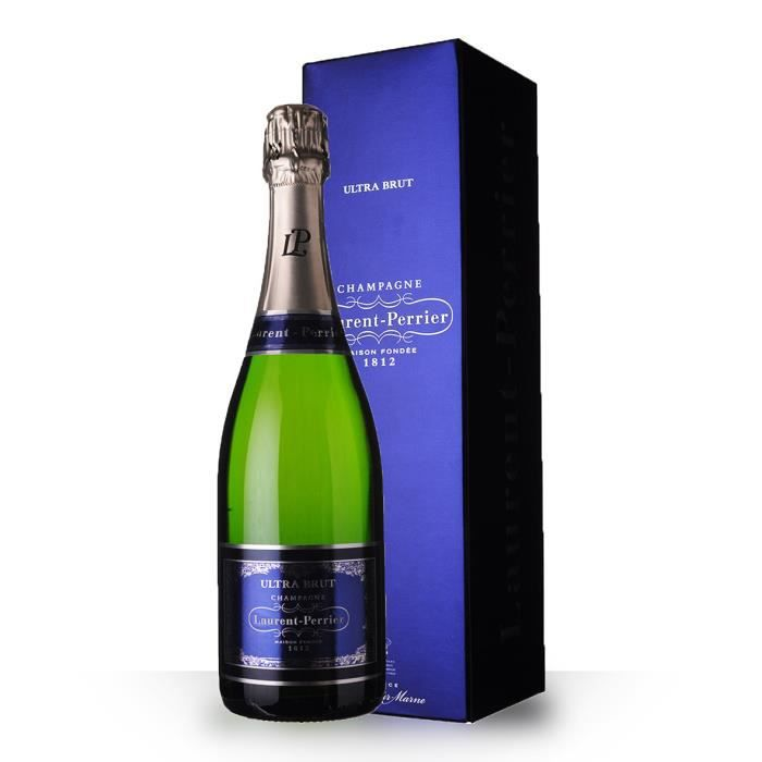 Laurent-Perrier Ultra Brut 75cl - Etui - Champagne