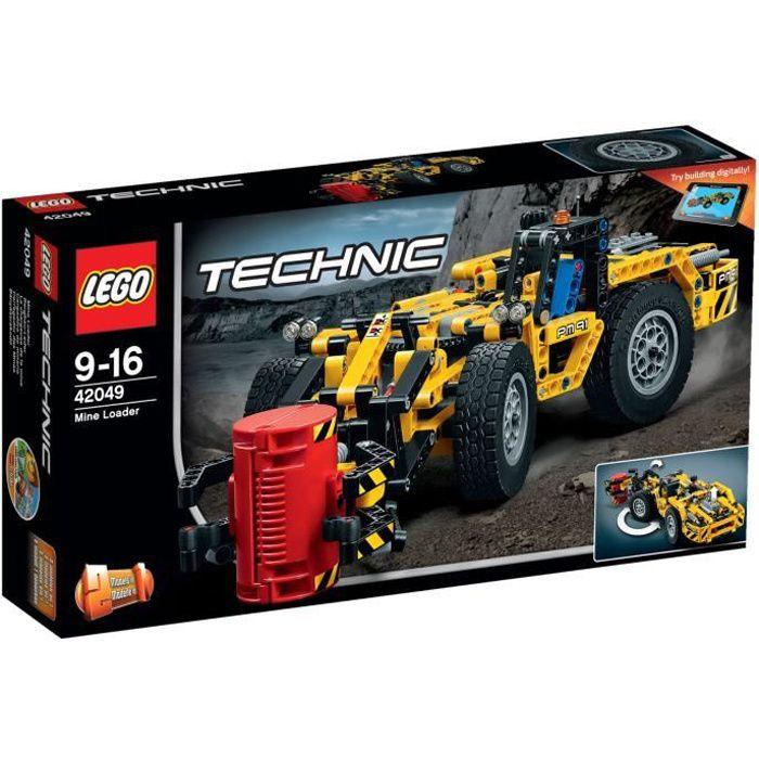 LEGO® Technic 42049 La Chargeuse De La Mine