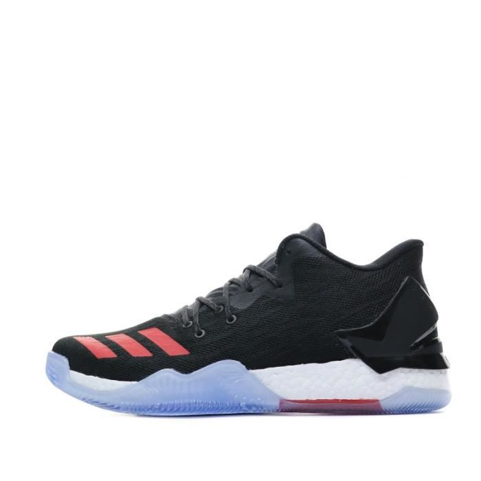 D Rose 7 Low Chaussures Basketball Noir Homme Adidas