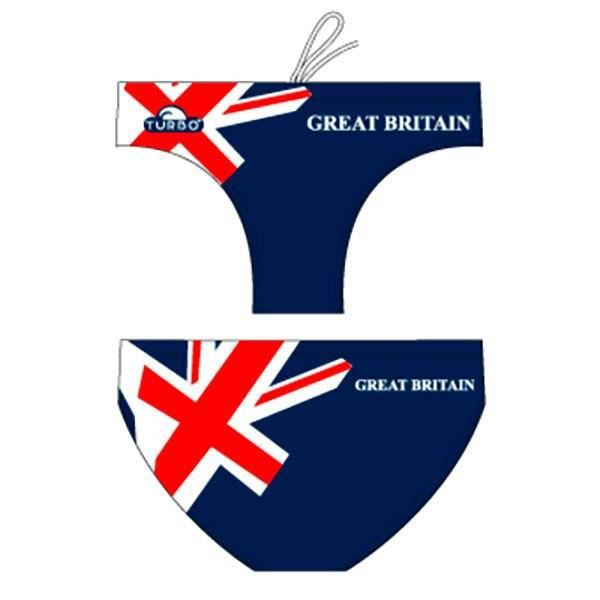 MAILLOTS DE BAIN Homme Slips bains Turbo England-great Britain