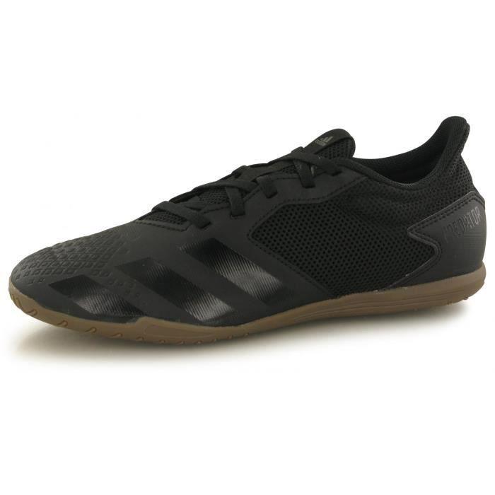 Chaussures Adidas Predator 20.4 In noir homme